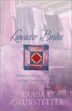 Lancaster Brides: A Merry Heart/Looking for a Miracle/Plain and Fancy/The Hope
