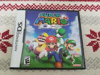 Super Mario 64 DS - Authentic - Nintendo DS - Case / Box Only!