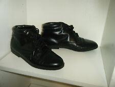 CAPEZIO  Vintage Granny Grunge Boots Size US 6.5 M Women's