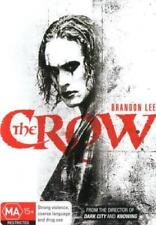 The Crow DVD TOP 500 MOVIES BEST HORROR SCI-FI THRILLER FILM BRAND NEW R4