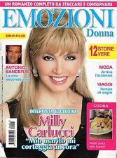 Emozioni Donna 2015 4#Milly Carlucci,Sophia Loren,Antonio Banderas,jjj