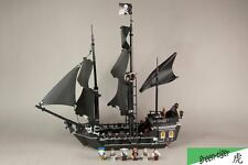 C103 Custom set  Pirates of the Caribbean The Black Pearl fit to lego 4184