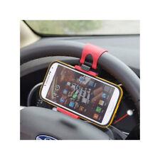 Supporto Cellulare per Volante Auto e Manubrio Porta Smartphone Bicicletta o GPS