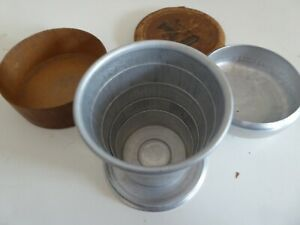 Vintage Collapsible Cup - As Photo's