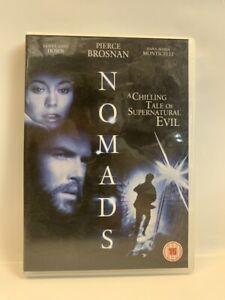 NOMADS (1985) rare UK DVD Pierce Brosnan McTiernan cult horror movie
