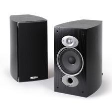 Polk Audio Regallautsprecher RTi A3 Schwarz 1 Paar Belastbarkeit 125 W 8 Ohm