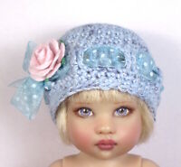 'ROBIN'S EGG SWEETLING' one of a kind (OOAK) handmade Hat only for Riley Kish
