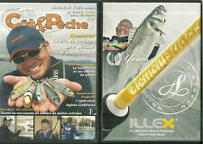 DVD - LA PÊCHE : LEURRE DE SURFACE IMAGES DE PECHEUR PECHE EMOTION / COMME NEUF