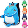 Kids Children School Dinosaur Backpack 3D Cartoon Toddler Rucksack Bags 2-5 Y
