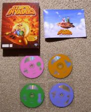 Stupid Invaders in Box - PC Adventure Game