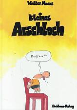 Walter Moers - Kleines Arschloch (Z1), Eichborn