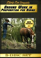 Chris Cox Groundwork in Preparation for Riding Horsemanship 3 Dvd set