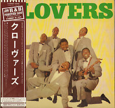 "THE CLOVERS ""LOVE LOVE LOVE"" DOO WOP RHYTHM & BLUES LP ATLANTIC 8009 JAPON !"