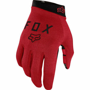 Fox Racing Ranger Gel Glove Cardinal