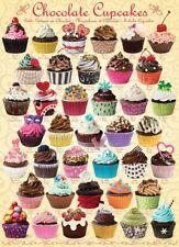 Eurographics Chocolate Cupcakes 1000 Piece Jigsaw EG60000587