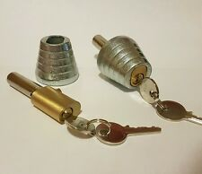 JOB LOT OF Roller Shutter Bullet Locks Oval and Housings