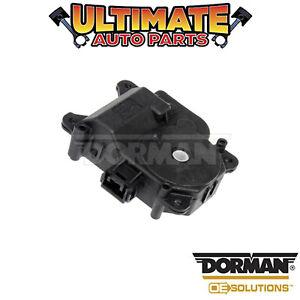 Dorman: 604-955 - HVAC Heater Blend Door Actuator