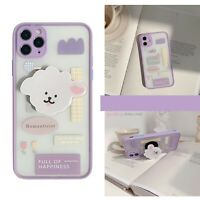 Slim Fit Cute Lilac Cover Case For iPhone 11 12 MINI PRO MAX 8 XS XR SE 2020