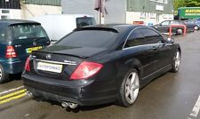 Mercedes C216 W216 CL Roof Window Spoiler CL500 CL550 CL600 CL63 CL65 AMG