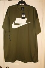 Nwt Nike Nsw Mesh Short Sleeve Top Size 2Xl100% Authentic 928627-395