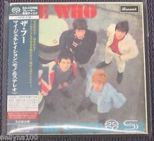 "THE WHO ""MY GENERATION"" JAPAN Mini LP SHM-SACD DSD 2011 *SEALED*"