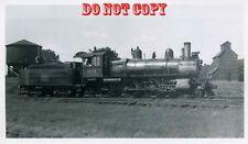 6G168 RP 1950s? CB&Q BURLINGTON ROUTE RAILROAD ENGINE #901
