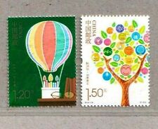 China 2014-19 Teacher's Day Stamps 教師節 Balloon Tree Smile