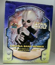 Star Wars Cantina Band miembro Busto (numerado Ltd Ed 1997)