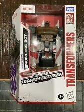 Transformers Sparkless Bot War For Cybertron Netflix Walmart Exclusive Hasbro?