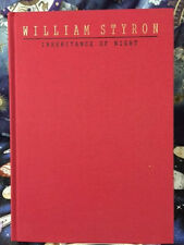 WILLIAM STYRON SIGNED LIMITED FIRST EDITION INHERITANCE OF NIGHT