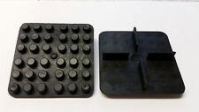 TPE-Plattenlager - 2 Stück / Fugenbreite 3mm - Art.-Nr.: 1935