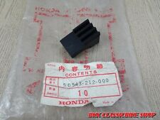 NOS Honda BENLY C92 C95 CA92 CA95 CS92  Rubber Side Stand Stopper  50543-212-000