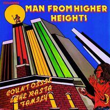 COUNT/RASTA FAMILY,THE OSSIE - MAN FROM HIGHER HEIGHTS  VINYL LP + MP3 NEU