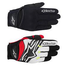 Alpinestars Spartan Short Street Motorbike Motorcycle Short Gloves | All Colours