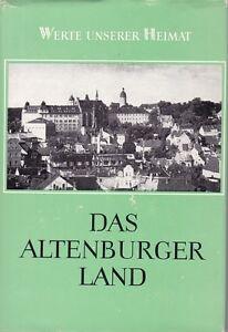 Das Altenburger Land-Werte unserer Heimat/Altenburg+Regis Breitingen == SELTEN