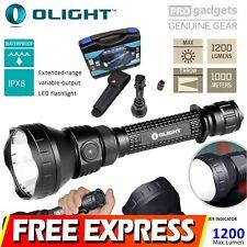 FREE EXPRESS Genuine Olight 1200 Lumen M3XS-UT Javelot Hunting Cree LED Torch