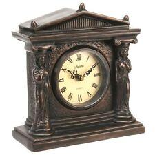 Rhythm Analogue Desk, Mantel & Carriage Clocks