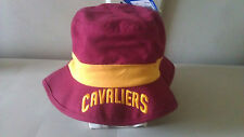 Adidas Nba Clevland Cavaliers Size Large/Extra Lrg Men's Team Nation Bucket Hat