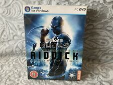 The Chronicles Of Riddick: Assault On Dark Athena Chinese Big Box Edition Pc New