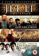 Jet Li: The Epics Collection [DVD][Region 2]