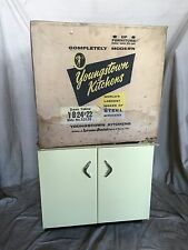 Youngstown Kitchens New Old Stock YELLOW DAWN Lower Cabinet 1955