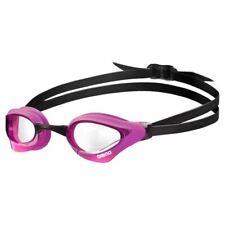 Arena Cobra Core Swimming Goggles - Clear/Pink/Black