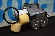 07-13 W221 MERCEDES S550 S600 S63 REAR TRUNK LID LATCH LOCK ACTUATOR MOTOR #9