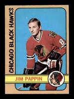 1972 O-Pee-Chee #42 Jim Pappin  EX/EX+ X1627687