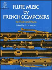 Flute Music by French Composers for Flute and Piano Sheet Music Book