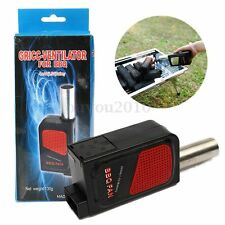 Electricity Cooking BBQ Fan Air Blower Ventilator For Barbecue Fire Camping