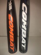 Combat G3 30/22 & B4 29/19 Sl Baseball Bats