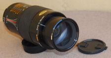 Nikon Lester Dine 105mm F2.8 AIS portrait macro close up lens w hood shade AI-S