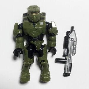Mega Bloks Construx Halo Heroes Series 1 Master Chief Mark IV Armor *New Unused*