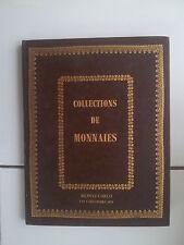 COLLECTIONS DE MONNAIES ( vente aux enchères Monte Carlo décembre 1975 ) TBE